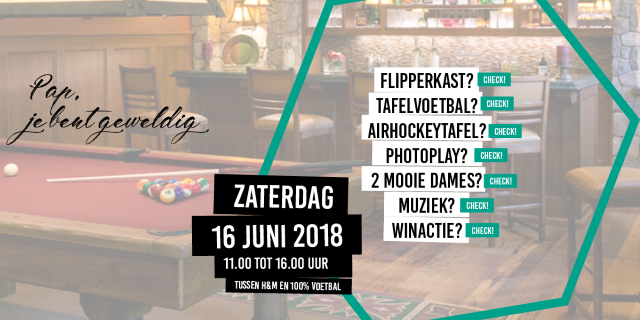 Event | Vaderdag in Koperwiek